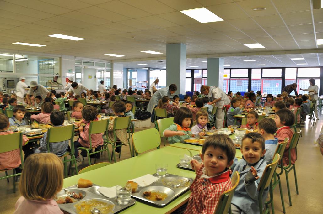 Comedor kurutziaga ikastola for Proyecto de comedor escolar