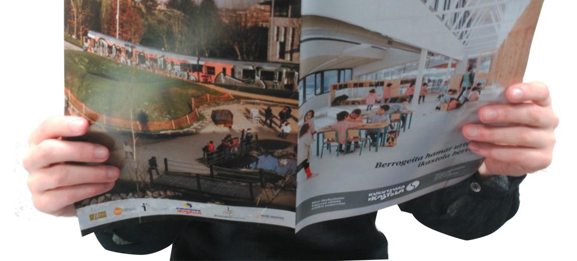 Revista Kurutziaga Ikastola