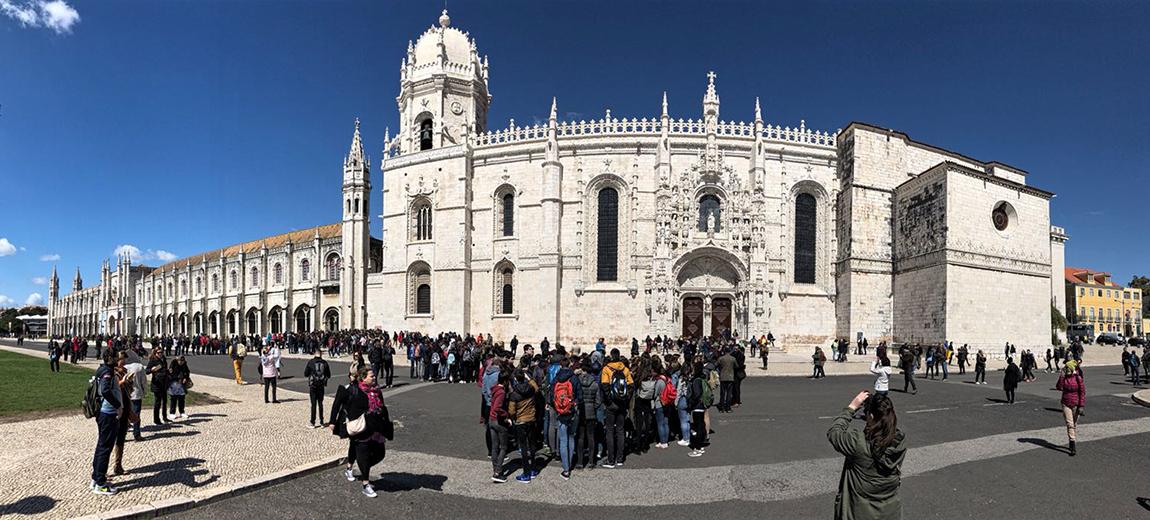 4º de ESO: de  viaje de estudios en Portugal